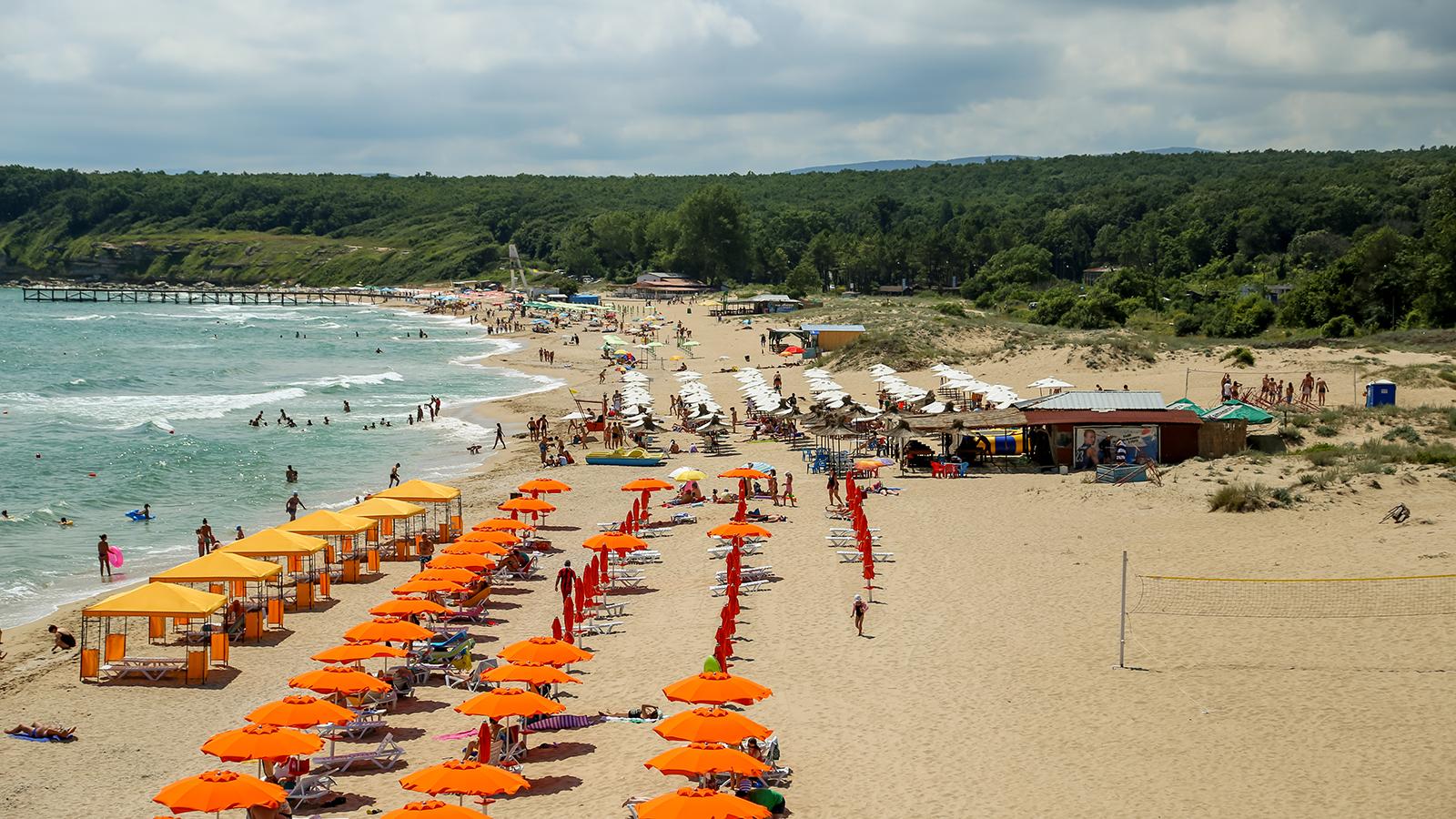 Helios Hotel Primorsko Bulgaria